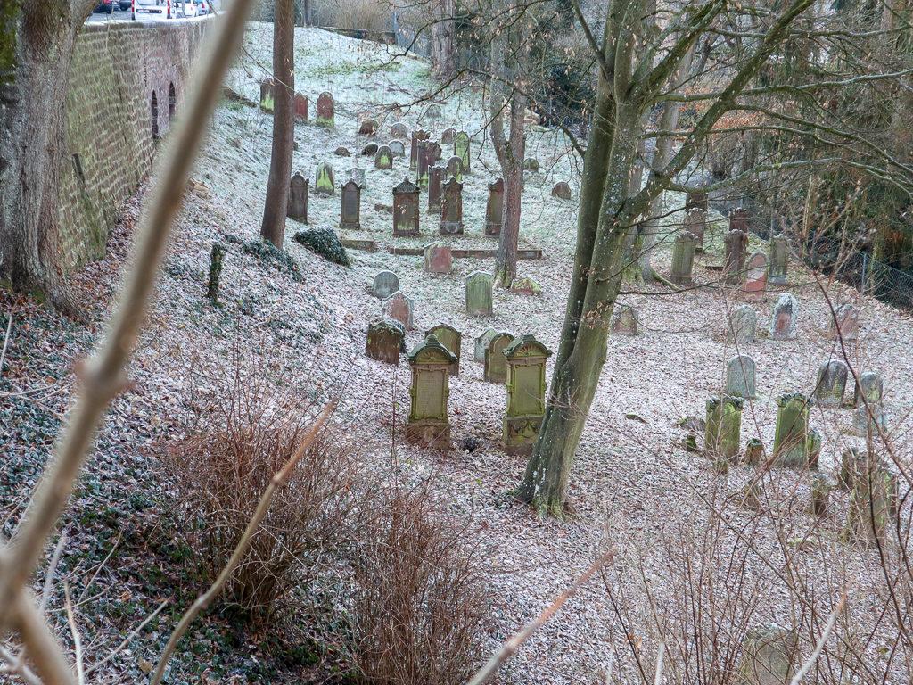 Miltenberg, alter Friedhof