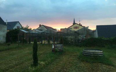 ERPOLZHEIM – unsere erste Übernachtung auf einem Landvergnügen – Stellplatz