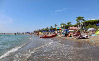 Italien 2018 – Tage 8-10: Cecina Mare