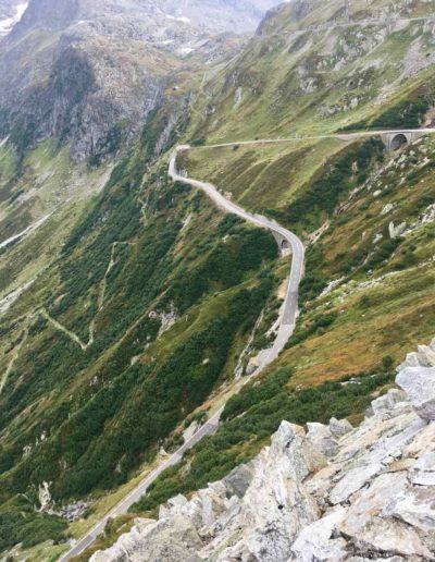 Sustenpass - Ein Traum für Motorradfahrer