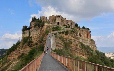 Italien 2018 – Tag 15: Civita di Bagnioregio – Assisi
