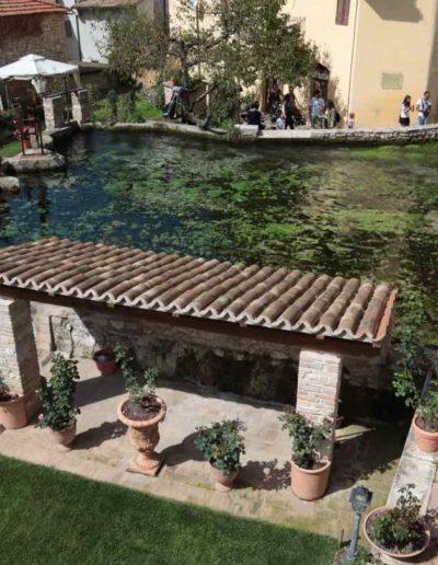 """Rasiglia wird auch """"Klein-Venedig"""" genannt"""