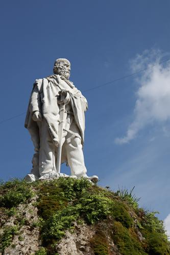 Piazza Garibaldi in Iseo
