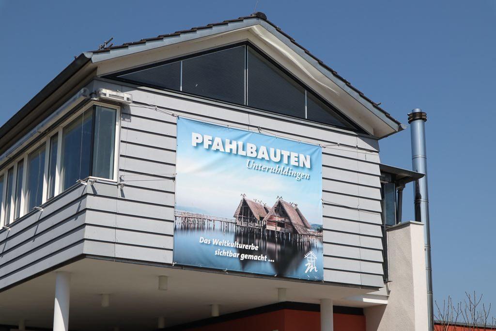 Pfahlbauten, Uhldingen, Mühlhofen, Museum, Baden-Württemberg, Bodensee, Bronzezeit, Steinzeit