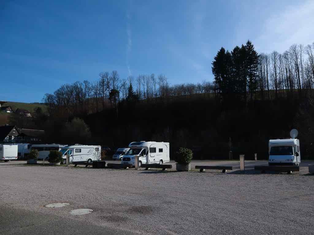 Sasbachwalden, Ortenau, Schwarzwald, Baden-Württemberg, Alde Gott, Wohnmobilstellplatz, Womo, Wohnmobil, Wohnmobilreise, Challenger, Challenger 260, Mageo, Trigano