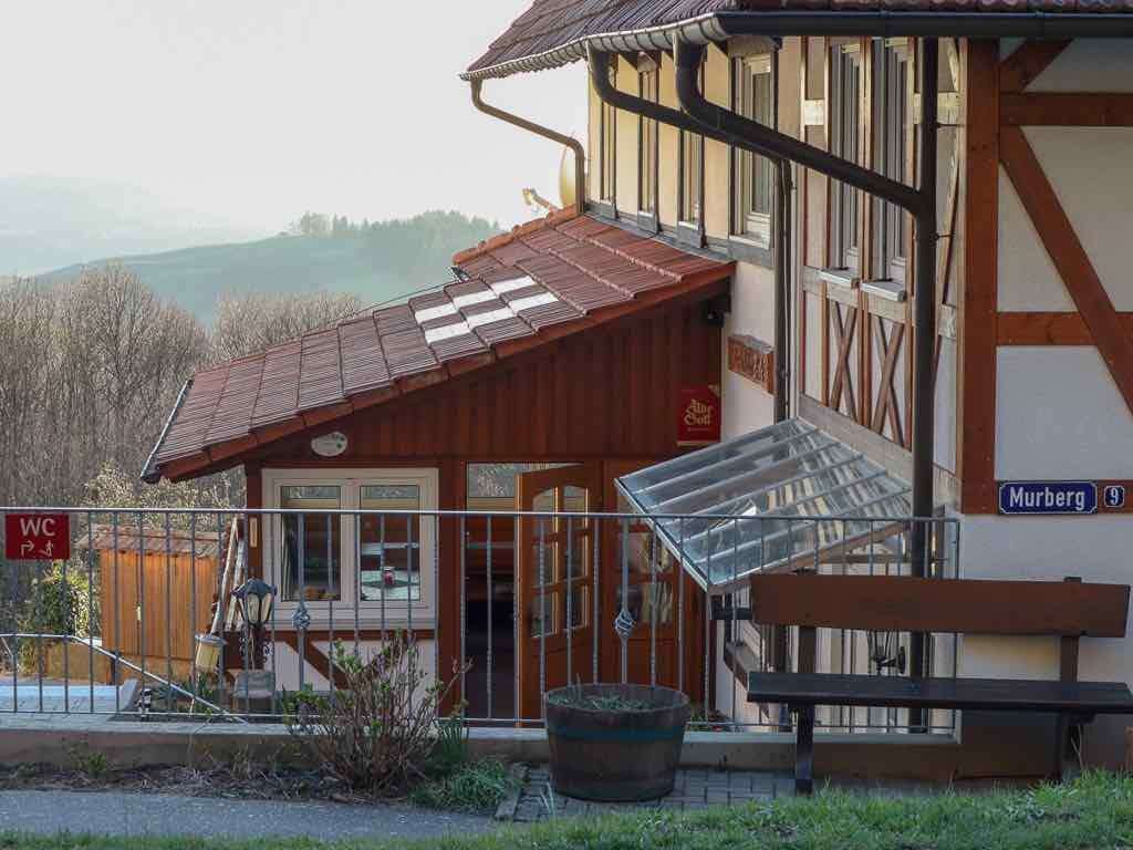 Sasbachwalden, Baden-Württemberg, Ortenau, Wanderung, Schnapsbrunnenweg, Fachwerkhaus