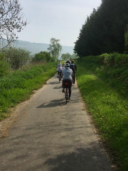 Radtour, Mosel, AbenteuerWomo, Rheinland-Pfalz