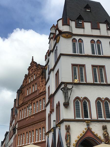 Trier, Fachwerkhaus, Fachwerkhäuser, AbenteuerWomo, Rheinland-Pfalz