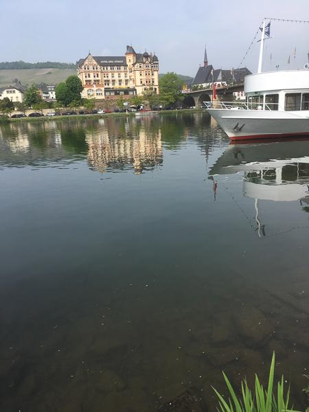 AbenteuerWomo, Bernkastel-Kues, Mosel, Rheinland-Pfalz, Schifffahrt