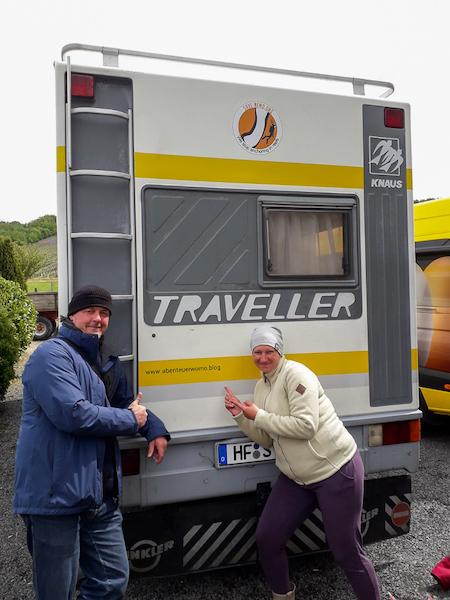 AbenteuerWomo, Wohnmobil, Womo, Brauneberg, Rheinland-Pfalz, Knaus, Save.Nemo