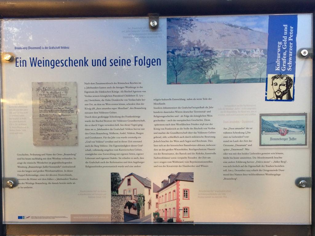 Brauneberg, AbenteuerWomo, Rheinland-Pfalz, Mosel